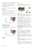 Philips DesignLine Smart TV Edge LED 3D - Mode d'emploi - SRP - Page 7
