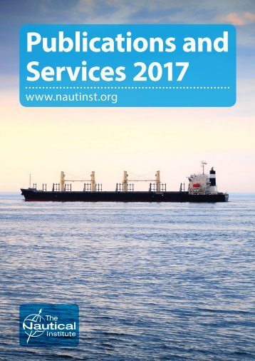 Publications and Services 2017