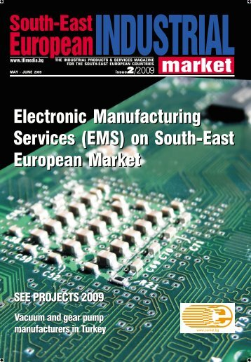 Electronic Manufacturing Services (EMS) on South-East European ...