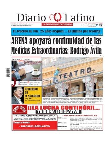 Edición 12 de Enero de 2017