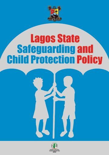 Lagos State Safeguarding and Child Protection Policy