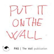 PAS | THE WALL