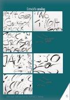 Broschüre Typografie Fabian Arnold - Seite 6