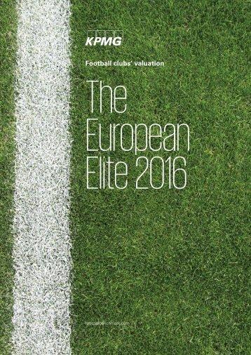 The European Elite 2016