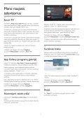 Philips 5000 series Téléviseur LED plat Full HD - Mode d'emploi - LIT - Page 4