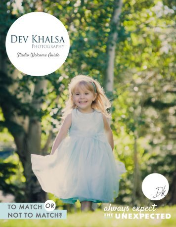 Dev Khalsa Photography Kids and Family