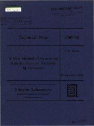 Technical Note i Labora