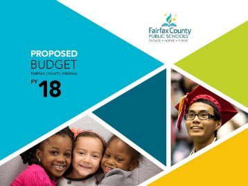 FY 2018 Proposed Budget Approach