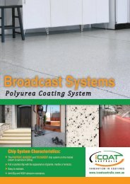iCOAT Broadcast Systems