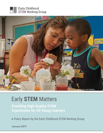 Early STEM Matters
