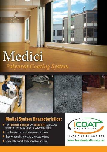 iCOAT Medici