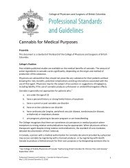 Professional Standards and Guidelines