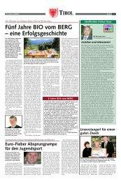Torpedos T-nG Franz Posch & seine Innbrüggler - Tiroler Bauernbund