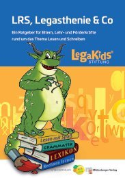 LRS Legasthenie & Co