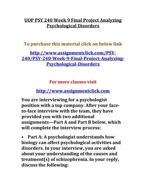 schizophrenia association