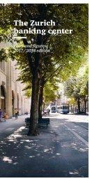 The Zurich banking center