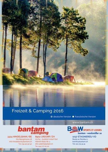 Freizeit & Camping 2016