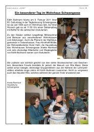 Ein besonderer Tag im Wohnhaus Schwangasse - Lebenshilfewerk ...