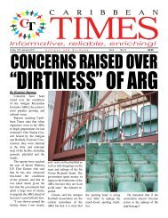 Caribbean Times 75th Issue - Friday 13th January 2017
