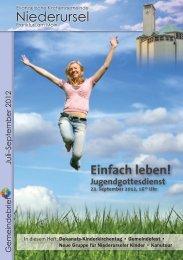 Download - Kirche Niederursel