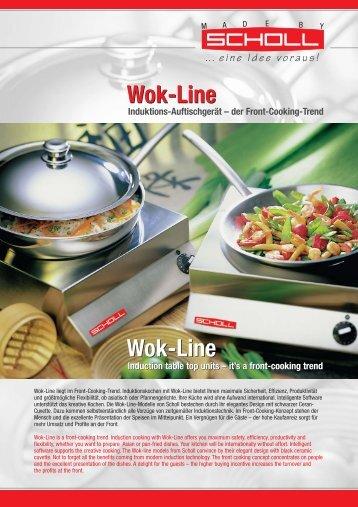 Wok Line DE + ENG Adresse Scholl