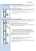 Philips Shaver series 9000 Rasoir électrique rasage à sec ou sous l'eau - Mode d'emploi - HUN - Page 7