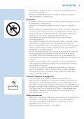 Philips Shaver series 9000 Rasoir électrique rasage à sec ou sous l'eau - Mode d'emploi - LIT - Page 5