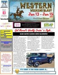 Gail Marvel's Weekly Cruisin' in Style.. Jan 13 - Jan 15
