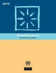 Panorama Social de América Latina 2015