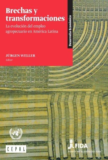 Brechas y transformaciones: la evolución del empleo agropecuario en América Latina