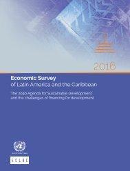 Economic Survey of Latin America and the Caribbean 2016
