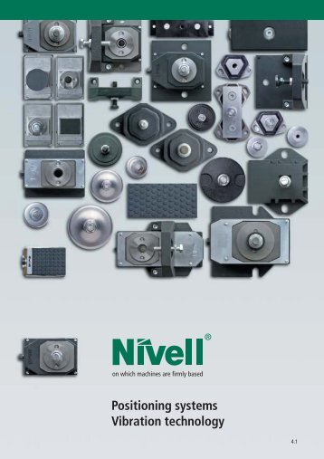 Precision levelling wedges - Nivell