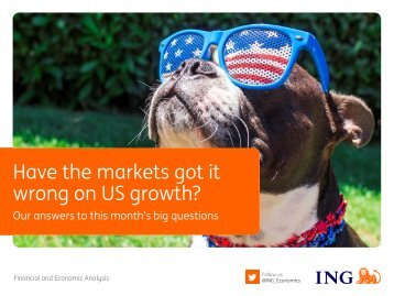 Have the markets got it wrong on US growth?