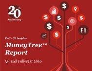 MoneyTree Report