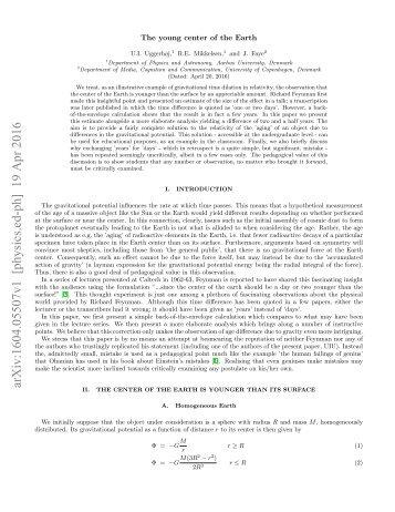 arXiv:1604.05507v1