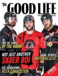 The Good Life Men's Magazine - September/October 2014
