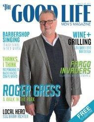 The Good Life Men's Magazine - May/June 2015