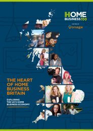 THE HEART OF HOME BUSINESS BRITAIN