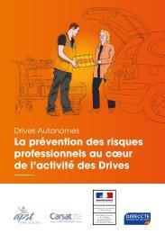 La prévention des risques professionnels au cœur de l'activité des Drives