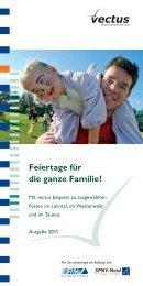 Feiertage für die ganze Familie! - Verbandsgemeinde Montabaur