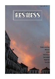 RESTLESS Nº2