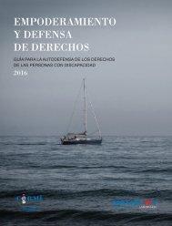 EMPODERAMIENTO Y DEFENSA DE DERECHOS