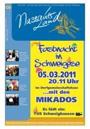 07.März 2011 - Verbandsgemeinde Nassau
