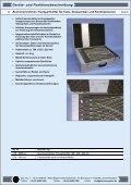 Zubehör für die Gefriertrocknung - Sonderanfertigungen - Seite 6