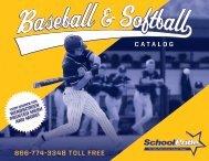 Baseball-Softball Catalog
