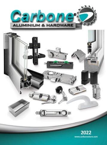 Catálogo Perfiles y Herrajes de Aluminio