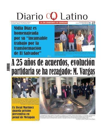 Edición 14 de Enero de 2017