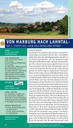 VON MARBURG NACH LAHNTAL- - Klepper