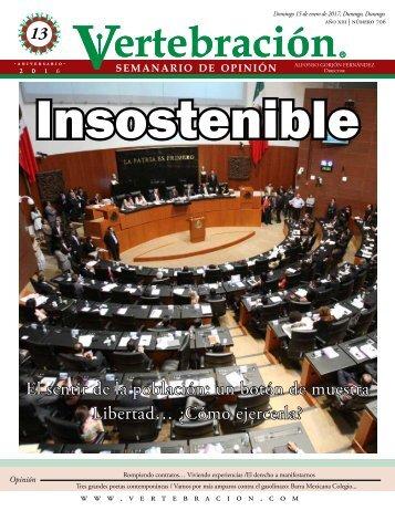 Insostenible