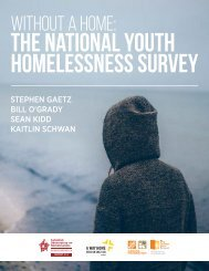 Without A Home: The National Youth Homelessness Survey
